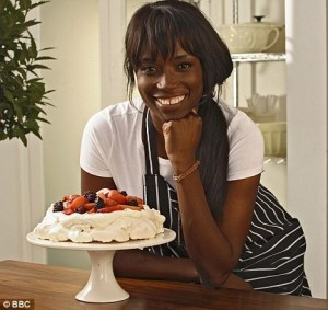via http://www.dailymail.co.uk/debate/article-1354050/Lorraine-Pascale-TV-chef-cooks-real-food-edible-coral-reef.html